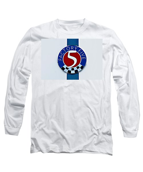 Factory Five Long Sleeve T-Shirt