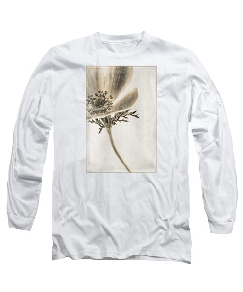 Faded Memory Long Sleeve T-Shirt by Caitlyn  Grasso