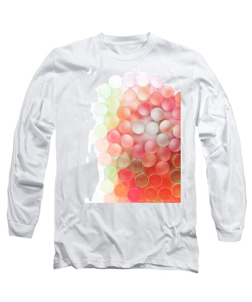 Fading Out Long Sleeve T-Shirt by Fran Riley