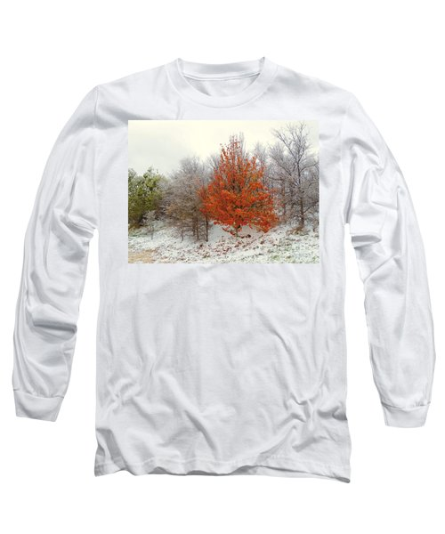 Fall And Winter Long Sleeve T-Shirt