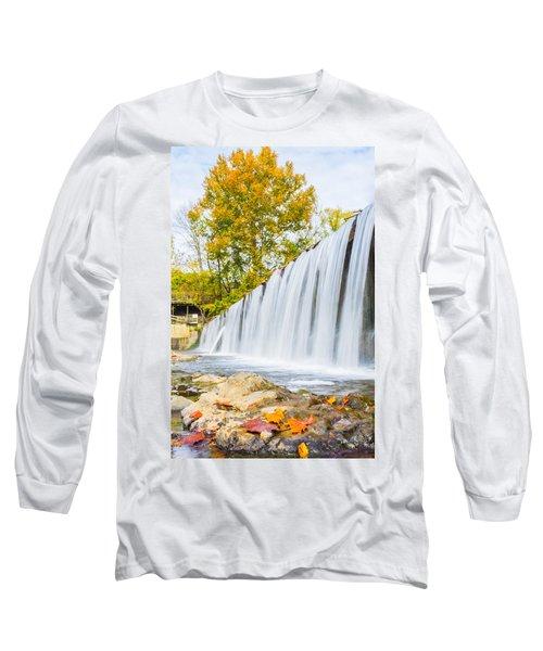 Fall At Buck Creek Long Sleeve T-Shirt