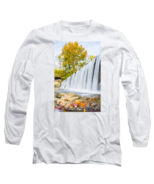Fall At Buck Creek Long Sleeve T-Shirt