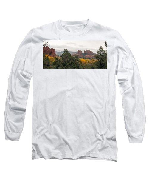 Fall Color Sedona 0495 Long Sleeve T-Shirt
