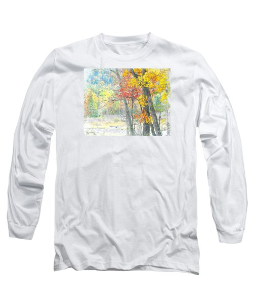 Fall Dreams Long Sleeve T-Shirt