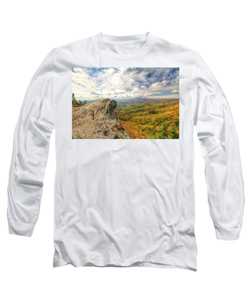 Fall From The Blowing Rock Long Sleeve T-Shirt