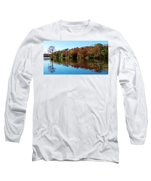 Fall In The Air Long Sleeve T-Shirt