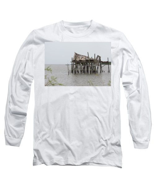 Fallen Deckhouse Long Sleeve T-Shirt
