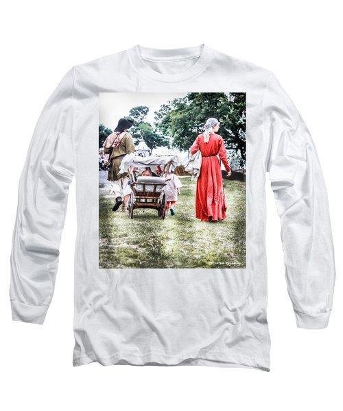 Family Rollin' Long Sleeve T-Shirt