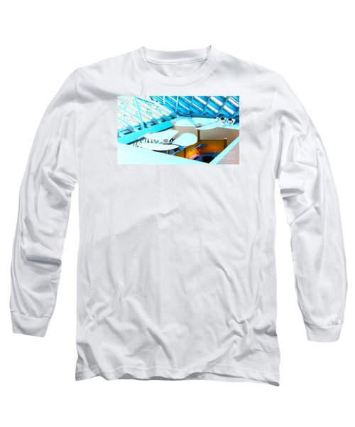 Fans From The Floor Long Sleeve T-Shirt