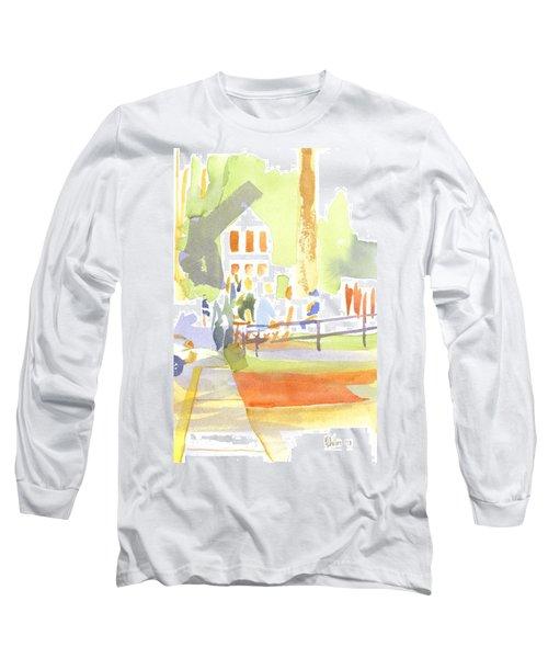 Farmers Market II  Long Sleeve T-Shirt