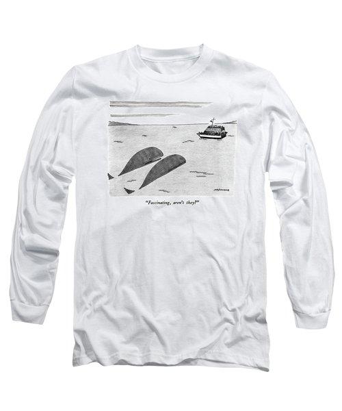 Fascinating Long Sleeve T-Shirt