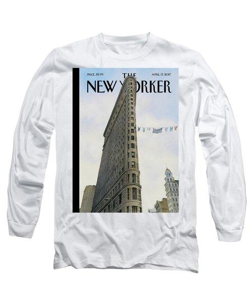 Fashion District Long Sleeve T-Shirt