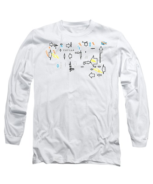 Fastlife Long Sleeve T-Shirt