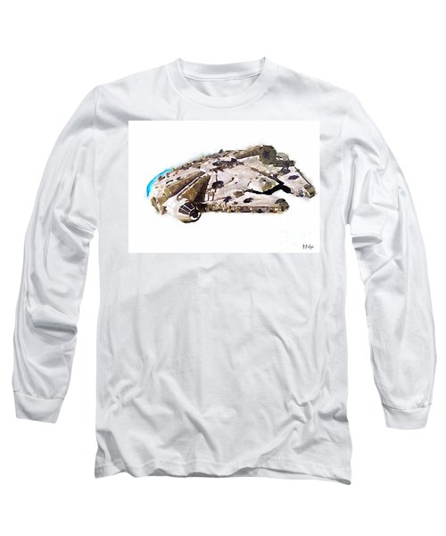 Millenium Falcon Long Sleeve T-Shirt