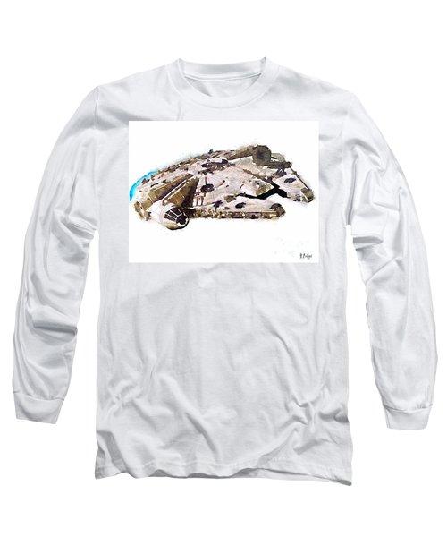 Millenium Falcon Long Sleeve T-Shirt