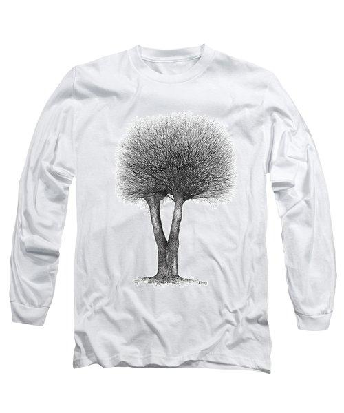 February '12 Long Sleeve T-Shirt