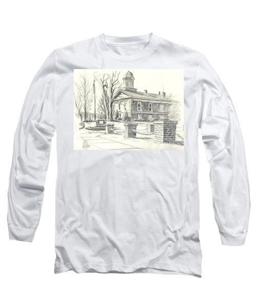 February Morning  No Ctc102 Long Sleeve T-Shirt