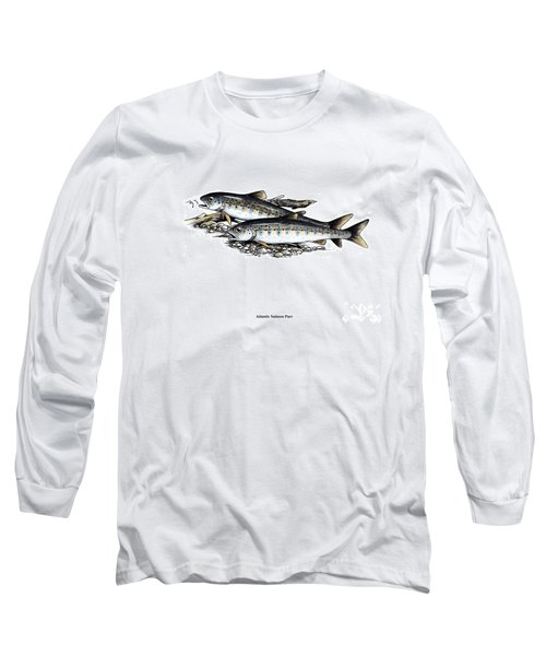 Feeding Parr Long Sleeve T-Shirt