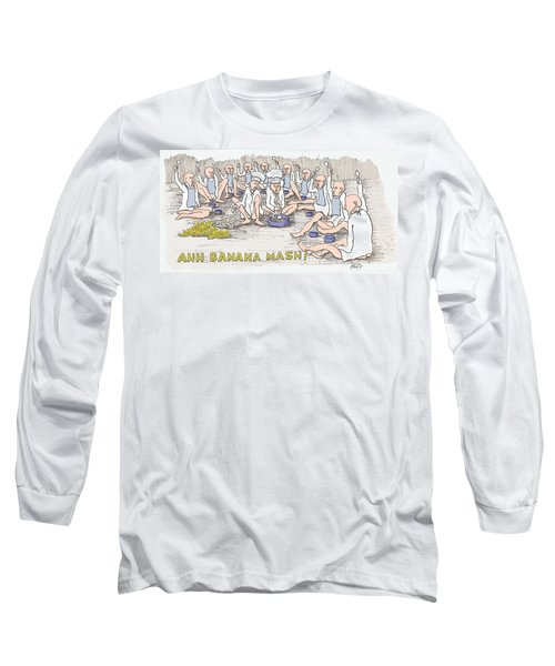 Feral Coots Favorite Meal Long Sleeve T-Shirt