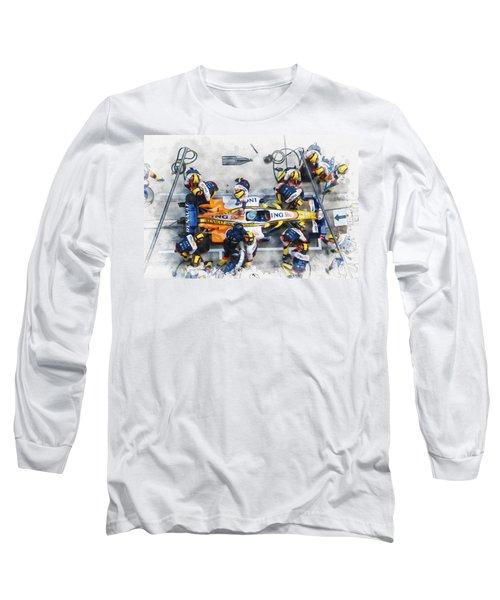 Fernando Alonso Long Sleeve T-Shirt