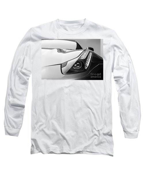 Ferrari Headlight Long Sleeve T-Shirt
