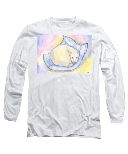 Ferret's Day Off Long Sleeve T-Shirt