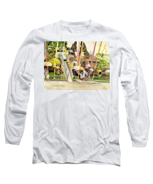 Festival Hindu Ceremony Long Sleeve T-Shirt