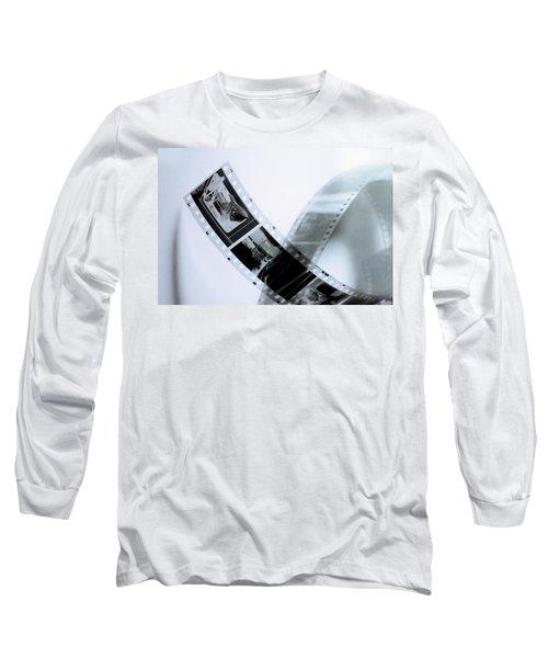 Film Strips Long Sleeve T-Shirt