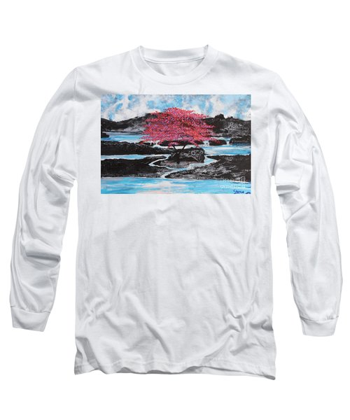 Finding Beauty In Solitude Long Sleeve T-Shirt