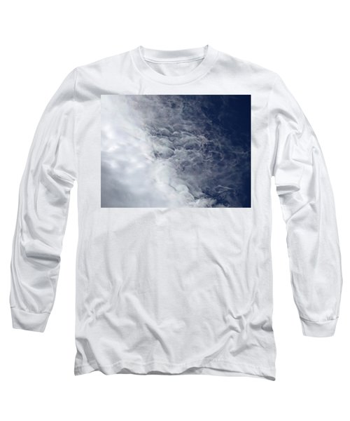 Fire Cloud Long Sleeve T-Shirt