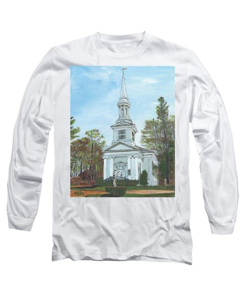 First Church Sandwich Ma Long Sleeve T-Shirt
