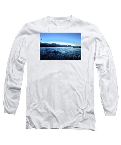 First Ferry Home Long Sleeve T-Shirt