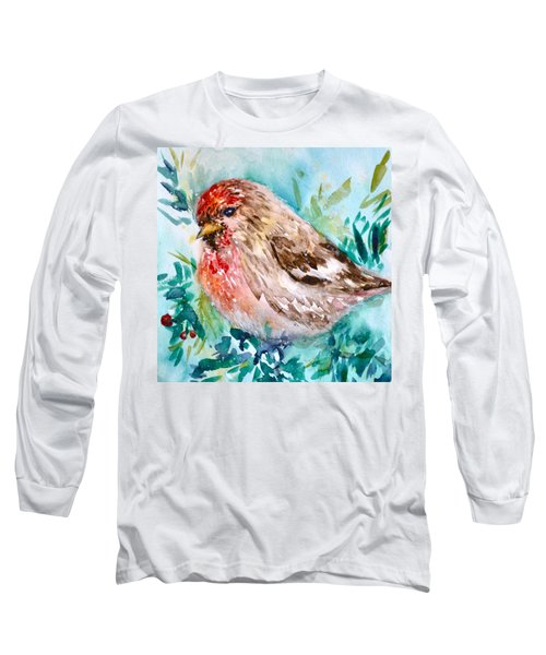 First Noel Long Sleeve T-Shirt by Beverley Harper Tinsley