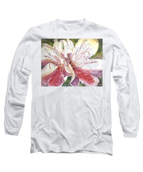 First Thoughts Of Spring Long Sleeve T-Shirt