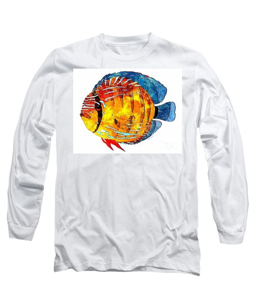Fish 502-11-13 Marucii Long Sleeve T-Shirt