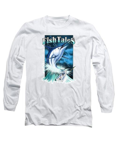 Fish Tales Long Sleeve T-Shirt