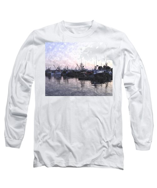 Fishing Fleet Ffwc Long Sleeve T-Shirt by Jim Brage
