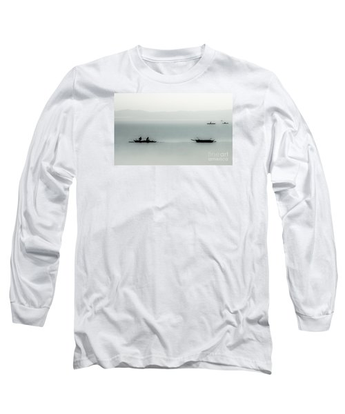 Fishing On The Philippine Sea   Long Sleeve T-Shirt