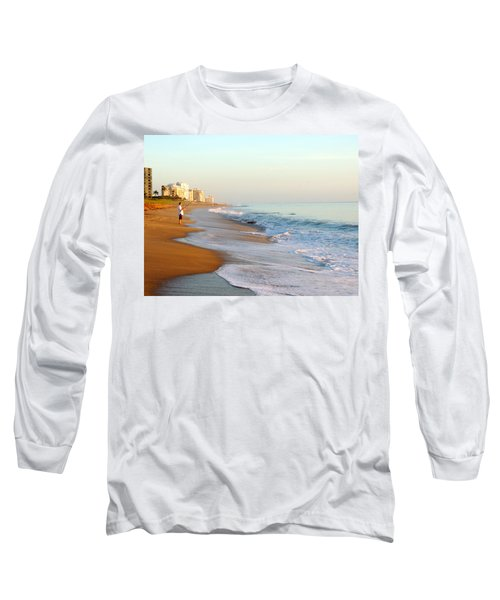 Fishing The Atlantic Long Sleeve T-Shirt