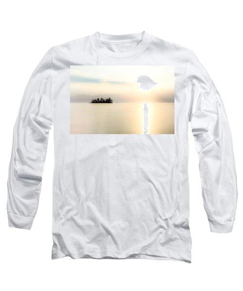 Flathead Sunrise Long Sleeve T-Shirt