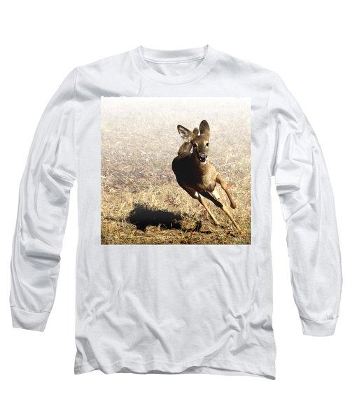 Flee Long Sleeve T-Shirt by Bill Stephens