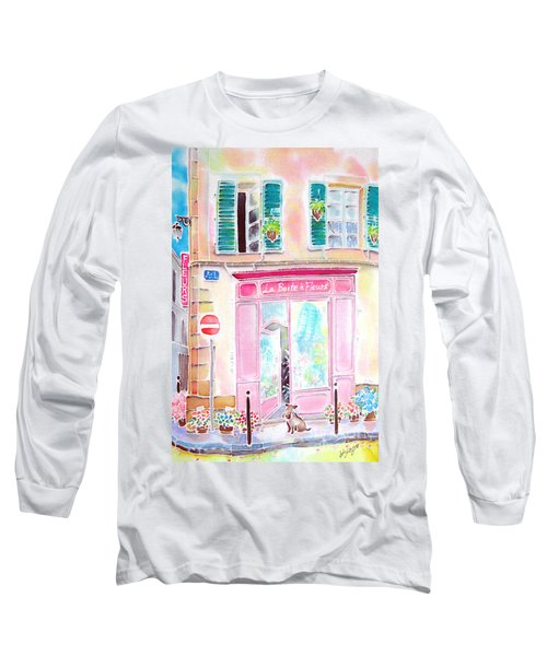 Fleuriste Long Sleeve T-Shirt