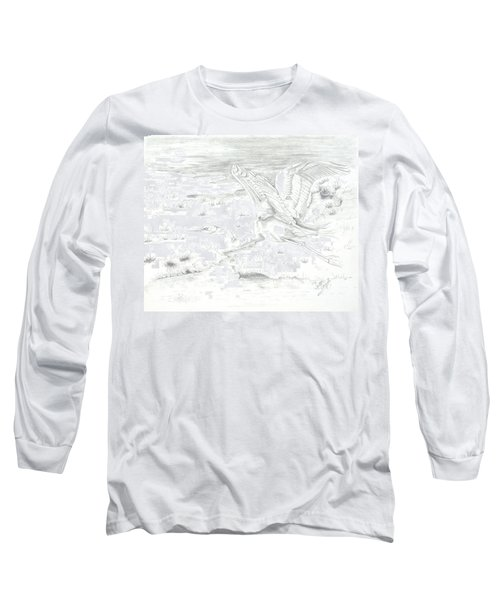 Flight Of Grace Long Sleeve T-Shirt