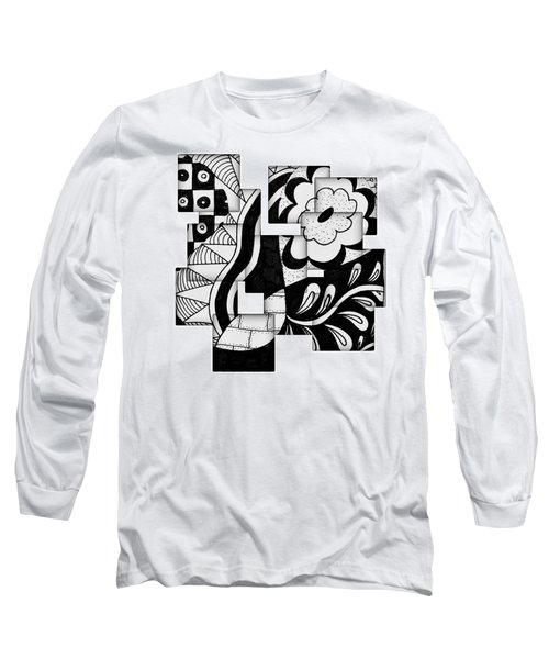 Floral And More Long Sleeve T-Shirt