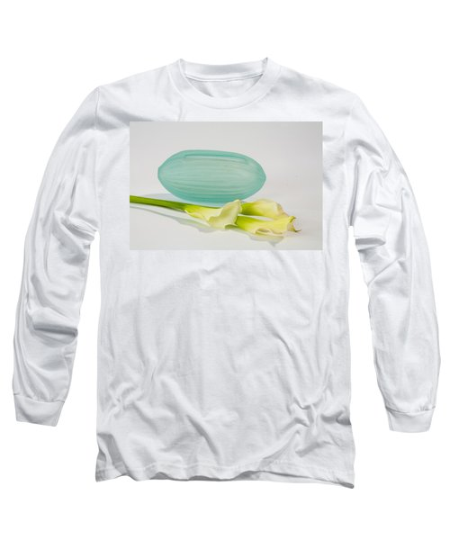 Flowers In Vases 4 Long Sleeve T-Shirt