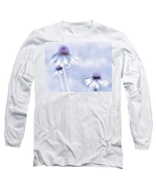 Flower Trio  Long Sleeve T-Shirt