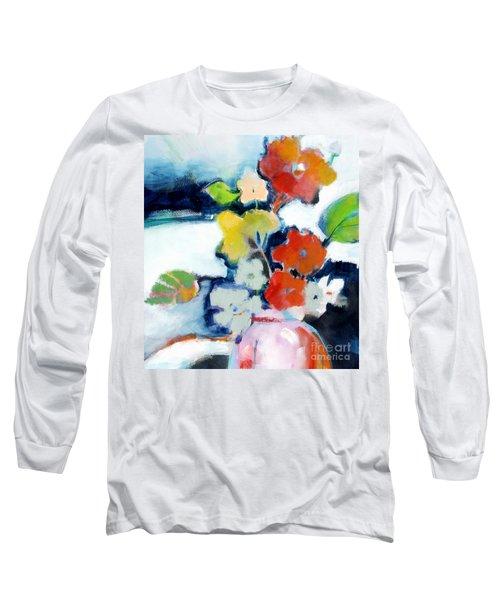 Flower Vase No.1 Long Sleeve T-Shirt