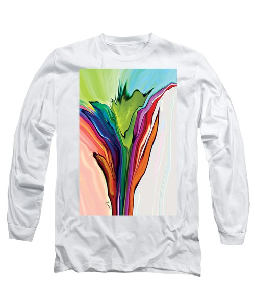 Flowery 5 Long Sleeve T-Shirt