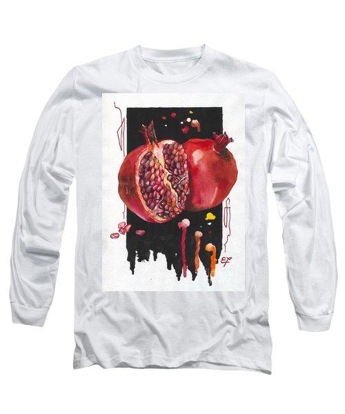 Fluidity 8 - Elena Yakubovich Long Sleeve T-Shirt
