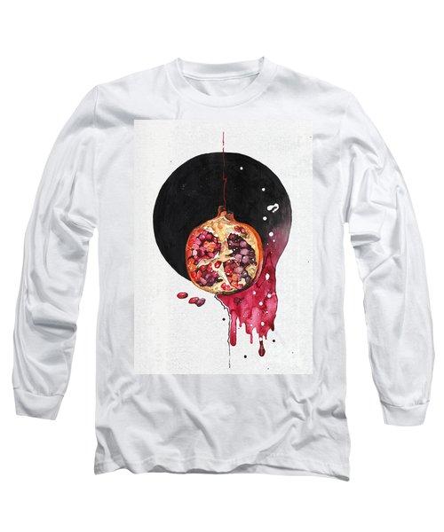 Fluidity Vii - Elena Yakubovich Long Sleeve T-Shirt